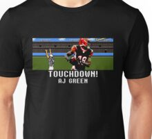Tecmo Bowl AJ Green Unisex T-Shirt
