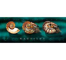 Nautilus Voyager Photographic Print