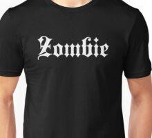 ZombieHIPPY • Zombie (White) Unisex T-Shirt