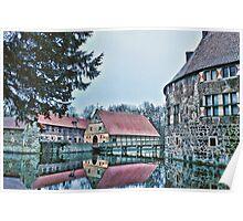 Burg Vischering  Poster