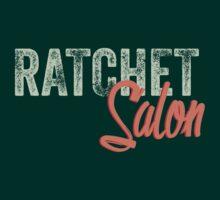 Ratchet Salon - Mint Version by SlushPlush