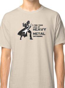 Darth Vader Heavy Metal Classic T-Shirt