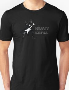 Darth Vader Heavy Metal Unisex T-Shirt