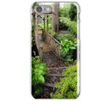 The Bridge - Carmarthen Mt Wilson NSW iPhone Case/Skin