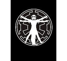 Stormtrooper DaVinci Photographic Print