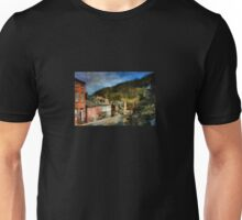 High Street In The Early Evening Unisex T-Shirt