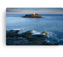 Godrevy Point National Trust Canvas Print