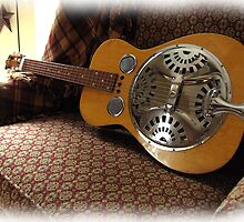 Resonator String Machine by Wes Clemmer