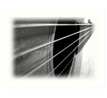 Music - Language of Eternity Art Print