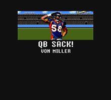 Tecmo Bowl Von Miller Unisex T-Shirt