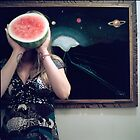 watermelon by iannarinoimages