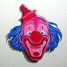 Clown Dude by jsalozzo