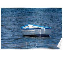 Barca Sola Poster