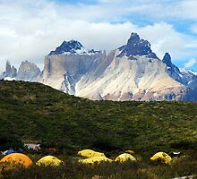 Torres del Paine, Chile, Patagonia by niesfisch