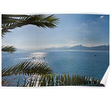 Golfo di Palermo Poster