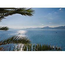 Golfo di Palermo Photographic Print