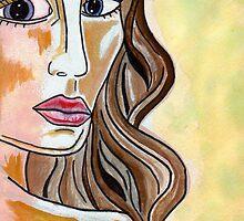 Face by Sadie Hughes