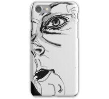 The creep iPhone Case/Skin