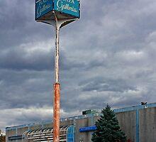 Plaza Galleria Remnants by Daniel Owens