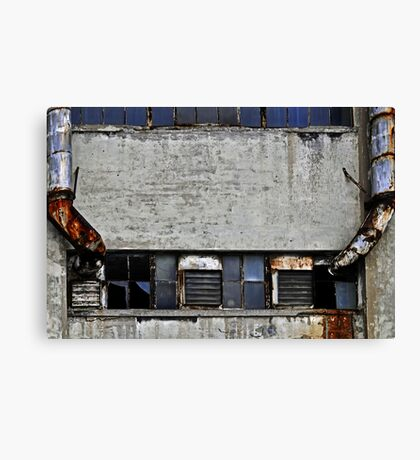 Blow Your Stack Canvas Print