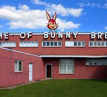 Home of Bunny Bread by Daniel Owens