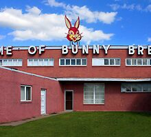 Home of Bunny Bread by Daniel Owens