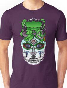 Dia De Los Muertos, Katerina Green Unisex T-Shirt
