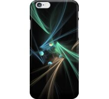Fractal Convergence iPhone Case/Skin