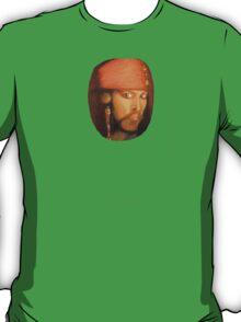 Captain Jack Sparrow - small version T-Shirt
