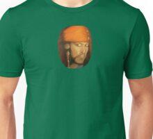 Captain Jack Sparrow - small version Unisex T-Shirt