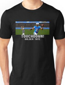 Tecmo Bowl Golden Tate Unisex T-Shirt