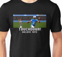 Tecmo Bowl Golden Tate Unisex T-Shirt