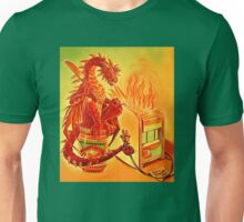 The Toaster Dragon Unisex T-Shirt