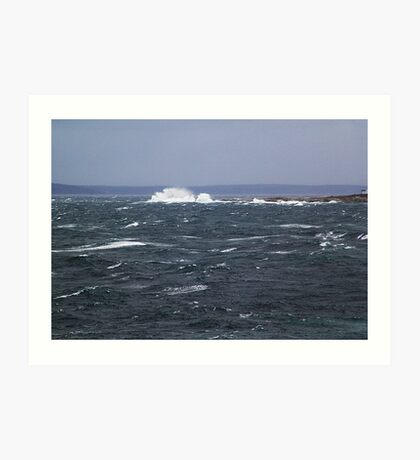 The Wild Atlantic Art Print