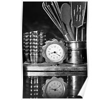 Time for cooking! Poster