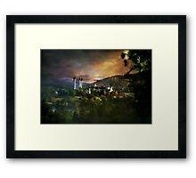 Balmoral Castle Framed Print