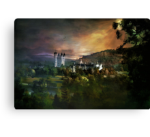 Balmoral Castle Canvas Print