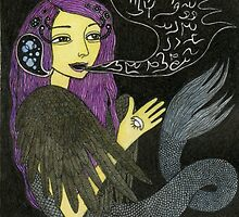 ACEO Number 3 by Bethy Williams