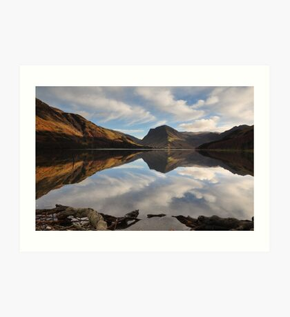 Lakeland Buttermere Art Print
