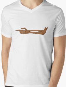 War Rig Mens V-Neck T-Shirt