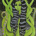 Tentacle Girl by Bethy Williams