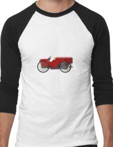 Pick up truck Men's Baseball ¾ T-Shirt