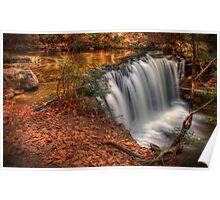 Majestic Oneida Falls Poster