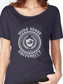 Mesa Verde University Alumni Women's Relaxed Fit T-Shirt