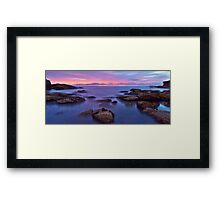 Equanimity Framed Print