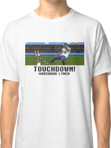 Tecmo Bowl Marshawn Lynch Classic T-Shirt