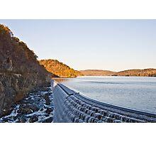 Croton Dam Photographic Print