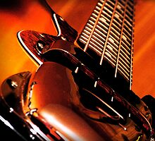 Fender Jazz by Chris Cardwell