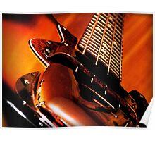 Fender Jazz Poster
