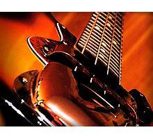 Fender Jazz Photographic Print